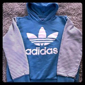 Adidas Originals Youth Small Hoodie